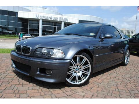 Used 2002 BMW M3 Convertible for Sale   Stock #P2EX24054