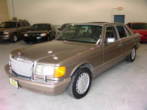 Used 1990 mercedes benz 420 sel sedan for sale stock for 1990 mercedes benz 420sel