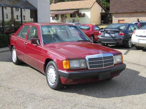 Used 1993 Mercedes Benz 190 Class 190e 2 6 For Sale
