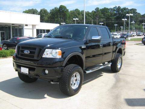 used 2008 ford f150 fx4 supercrew 4x4 for sale stock pa11070 dealer car ad. Black Bedroom Furniture Sets. Home Design Ideas