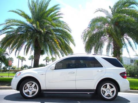 Used 2008 mercedes benz ml 63 amg 4matic for sale stock for Mercedes benz dealer in orlando florida