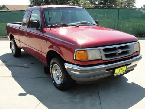 1995 Ford Ranger Xlt Supercab. 1995 Ford Ranger XLT