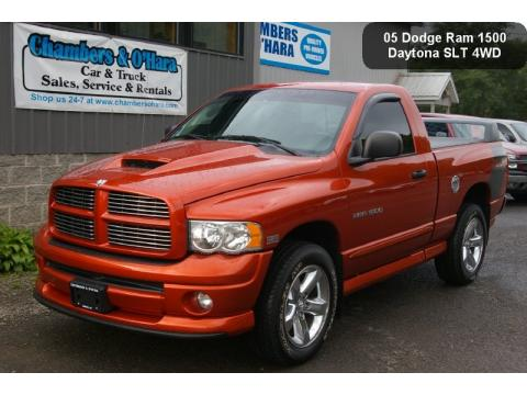 used 2005 dodge ram 1500 slt daytona regular cab 4x4 for. Black Bedroom Furniture Sets. Home Design Ideas