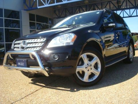 Used 2008 mercedes benz ml 350 4matic for sale stock Tysinger motor company