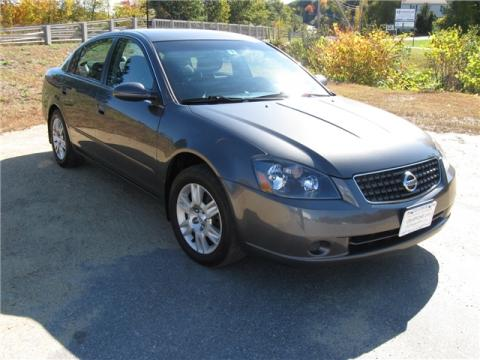 used 2006 nissan altima 2 5 s special edition for sale. Black Bedroom Furniture Sets. Home Design Ideas