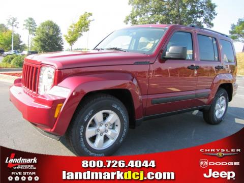 new 2011 jeep liberty sport for sale stock b59026. Black Bedroom Furniture Sets. Home Design Ideas