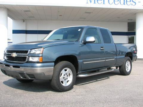 used 2007 chevrolet silverado 1500 classic z71 extended cab 4x4 for sale stock 2693p. Black Bedroom Furniture Sets. Home Design Ideas