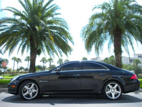 Used 2006 mercedes benz cls 55 amg for sale stock for Mercedes benz south orlando