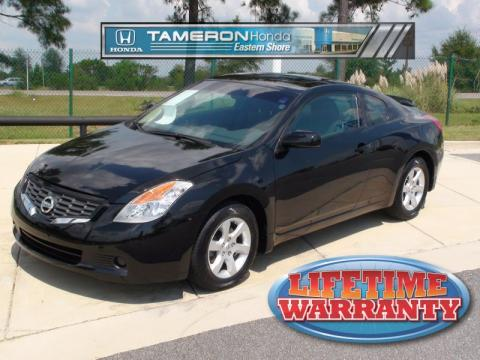 Used 2008 nissan altima 2 5 s coupe for sale stock for Tameron honda daphne al