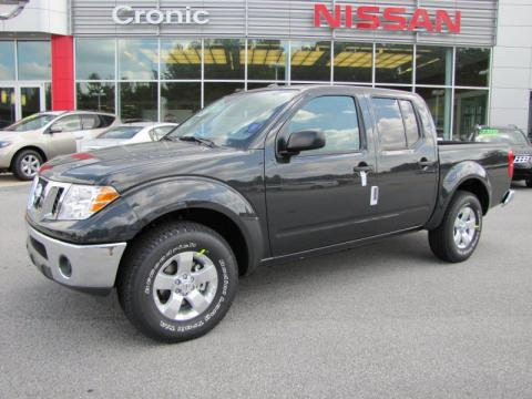 new 2011 nissan frontier sv crew cab for sale stock ni2336 dealer car ad. Black Bedroom Furniture Sets. Home Design Ideas