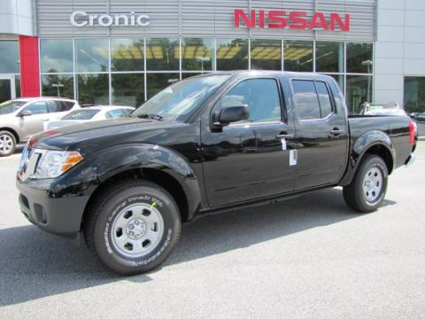 new 2011 nissan frontier s crew cab for sale stock ni2338 dealer car ad. Black Bedroom Furniture Sets. Home Design Ideas
