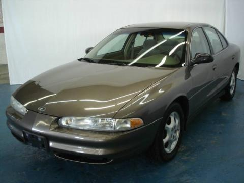 Bronzemist Metallic 1999 Oldsmobile Intrigue GX with Neutral interior