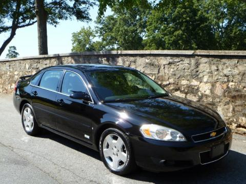 used 2006 chevrolet impala ss for sale stock 14986. Black Bedroom Furniture Sets. Home Design Ideas