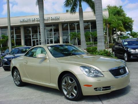 used 2006 lexus sc 430 for sale stock v102940a. Black Bedroom Furniture Sets. Home Design Ideas