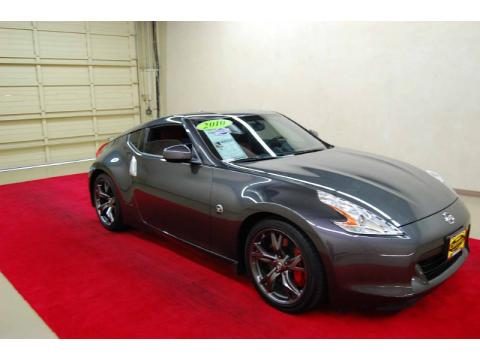 used 2010 nissan 370z 40th anniversary edition coupe for. Black Bedroom Furniture Sets. Home Design Ideas