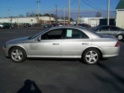 2002 Lincoln Ls V8. 2002 Lincoln LS V8 with