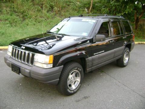 used 1998 jeep grand cherokee laredo 4x4 for sale stock 3495 dealer car ad. Black Bedroom Furniture Sets. Home Design Ideas