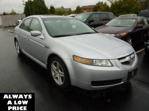 2004 Acura  Sale on Used 2004 Acura Tl 3 2 For Sale   Stock  A50681a   Dealerrevs Com