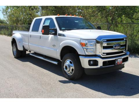 New 2011 Ford F350 Super Duty Lariat Crew Cab Dually For Sale