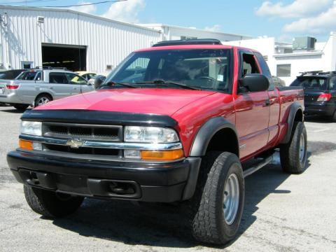 used 2003 chevrolet s10 zr2 extended cab 4x4 for sale stock. Black Bedroom Furniture Sets. Home Design Ideas