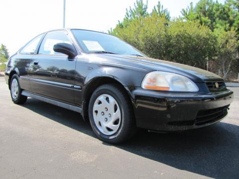 used 1996 honda civic ex coupe for sale stock p 11244 dealer car ad 38077225. Black Bedroom Furniture Sets. Home Design Ideas