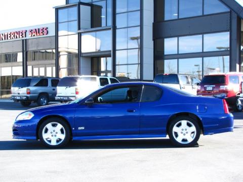 used 2006 chevrolet monte carlo ss for sale stock 970091 dealer car ad. Black Bedroom Furniture Sets. Home Design Ideas