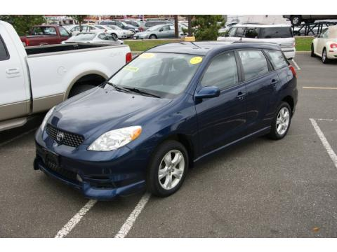 used 2003 toyota matrix xr awd for sale stock 6506. Black Bedroom Furniture Sets. Home Design Ideas