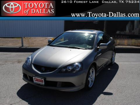 Acura  Type Sale on Used 2006 Acura Rsx Type S Sports Coupe For Sale   Stock  6s002337