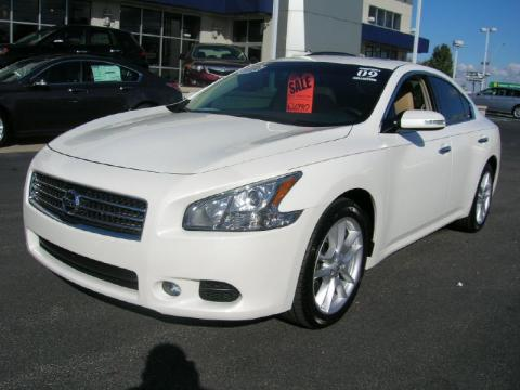 Airport Acura on Used 2009 Nissan Maxima 3 5 Sv For Sale   Stock  I856824a   Dealerrevs