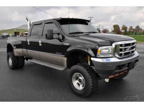 Used 2003 Ford F350 Super Duty Lariat Crew Cab 4x4 Dually for Sale