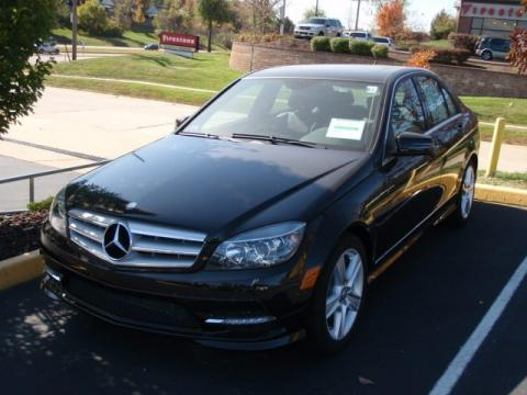 New 2011 mercedes benz c 300 sport for sale stock for St louis mercedes benz dealers
