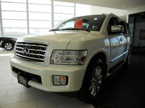 Airport Acura on Used 2010 Infiniti Qx 56 4wd For Sale   Stock  I001663a   Dealerrevs
