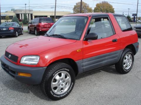 Used 1996 Toyota RAV4 2 Door for Sale - Stock #r3768 | DealerRevs.com - Dealer Car Ad #38690306