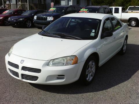 Used 2002 Dodge Stratus Se Plus Sedan For Sale Stock 320074a