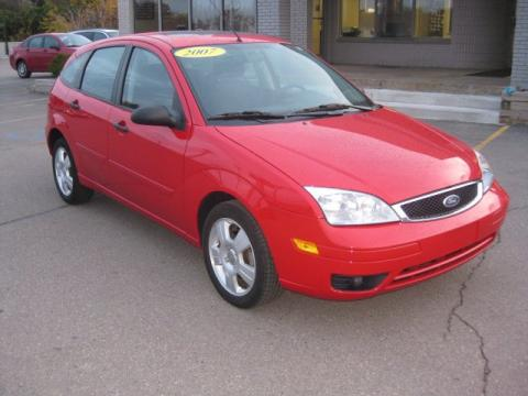 used 2007 ford focus zx5 ses hatchback for sale stock. Black Bedroom Furniture Sets. Home Design Ideas