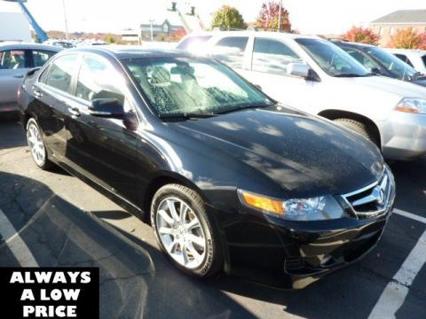 Baierl Acura on Used 2008 Acura Tsx Sedan For Sale   Stock  5p2481   Dealerrevs Com