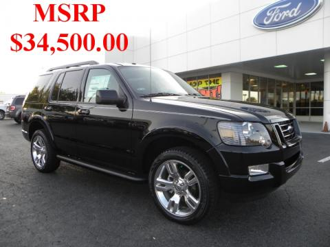 new 2010 ford explorer xlt sport for sale stock f10552 dealerrevs. Cars Review. Best American Auto & Cars Review