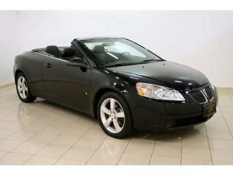 used 2007 pontiac g6 gt convertible for sale stock 29342a dealer car ad. Black Bedroom Furniture Sets. Home Design Ideas