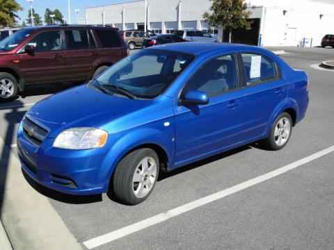 Used 2007 Chevrolet Aveo Lt Sedan For Sale Stock 101349a Dealerrevs Com Dealer Car Ad