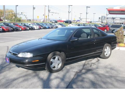 used 1998 chevrolet monte carlo ls for sale stock 12751. Black Bedroom Furniture Sets. Home Design Ideas