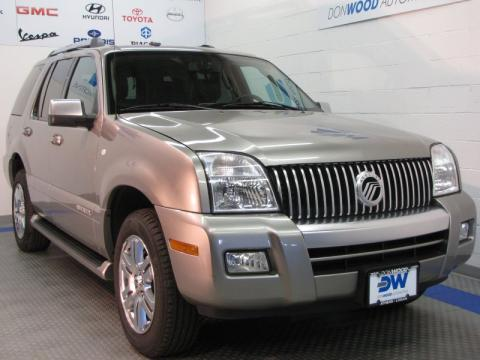 Used 2008 Mercury Mountaineer Premier AWD for Sale