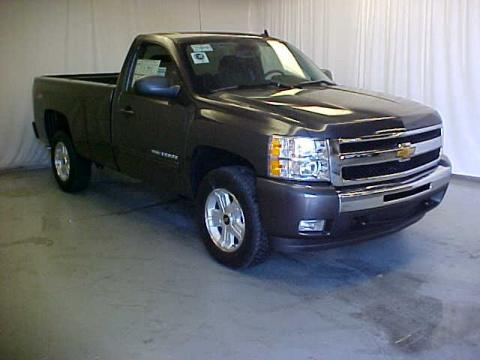taupe gray metallic chevrolet silverado 1500 lt regular cab click to. Cars Review. Best American Auto & Cars Review