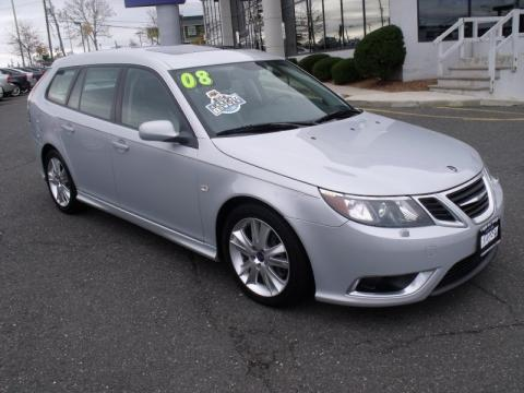 used 2008 saab 9 3 aero sportcombi wagon for sale stock. Black Bedroom Furniture Sets. Home Design Ideas