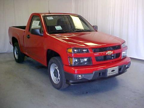 new 2011 chevrolet colorado work truck regular cab for sale stock 15033. Black Bedroom Furniture Sets. Home Design Ideas