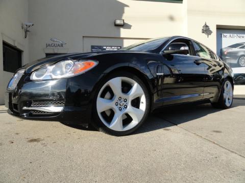used 2009 jaguar xf supercharged for sale stock 11639u dealer car ad 39597748. Black Bedroom Furniture Sets. Home Design Ideas