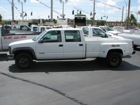 used 1999 chevrolet c k 3500 k3500 crew cab 4x4 dually for sale stock 12536. Black Bedroom Furniture Sets. Home Design Ideas