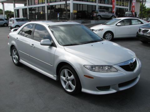 Used 2004 Mazda MAZDA6 s Sedan for Sale - Stock #13799   DealerRevs