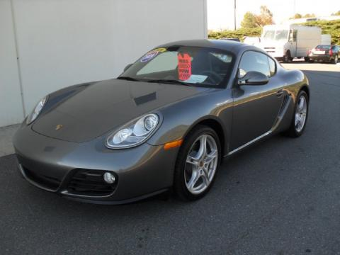 used 2009 porsche cayman for sale stock 2343a dealer car ad 39739907. Black Bedroom Furniture Sets. Home Design Ideas