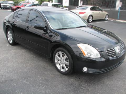 Used 2004 Nissan Maxima 35 Se For Sale Stock 13323 Dealerrevs
