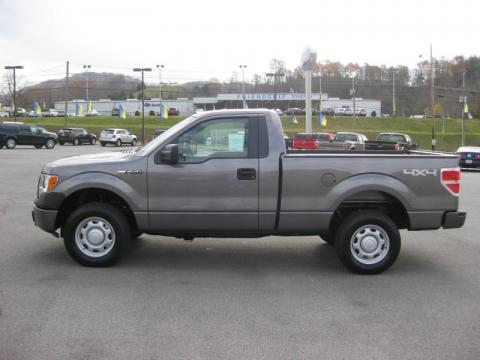 Used 2010 Ford F150 XL Regular Cab 4x4 for Sale - Stock #000Z7561 ...